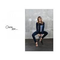 Pyjama Cherie Line StrepenDesign
