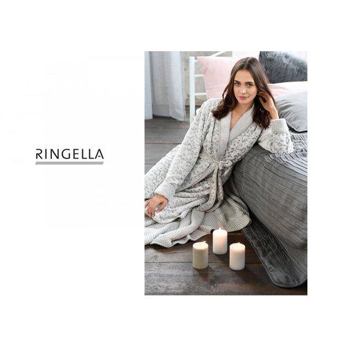 Ringella Ochtendjas met Sjaalkraag 0514716P