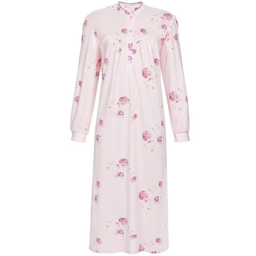 Ringella Nachthemd met Roze Bloem