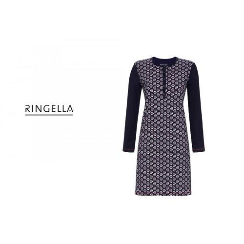 Ringella Nachthemd gebloemd 0511029
