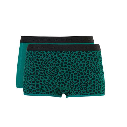 Ten Cate Basic Teens Girls Shorts 2Pack 31595