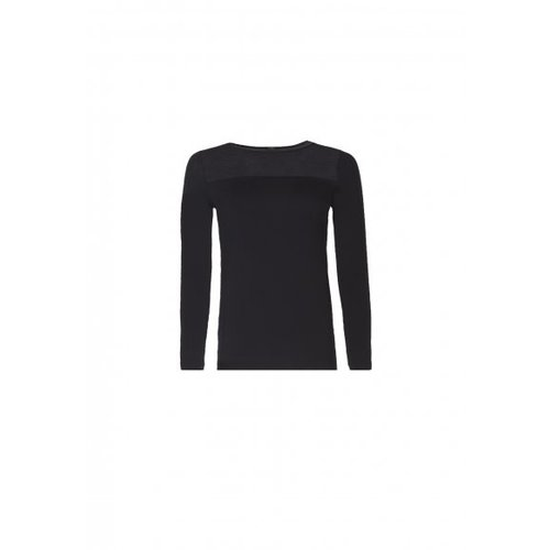 Oroblú Perfect Line Long Sleeve Tulle VOBT01595