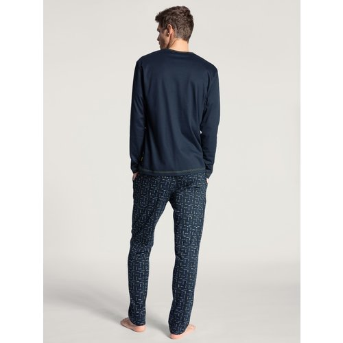 Calida Men Pyjama Hagels 46565