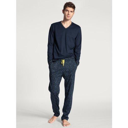Calida Men Pyjama Hagels
