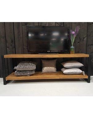 TV meubel Industrial Mango - 120 cm