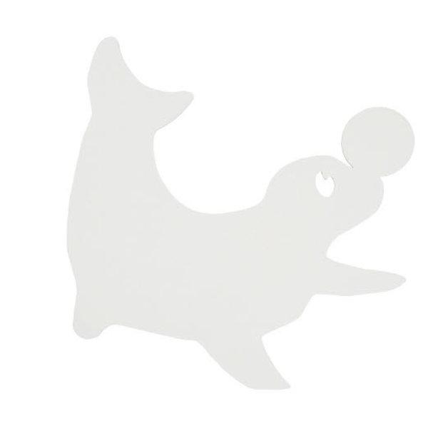 Muurdeco zeehond