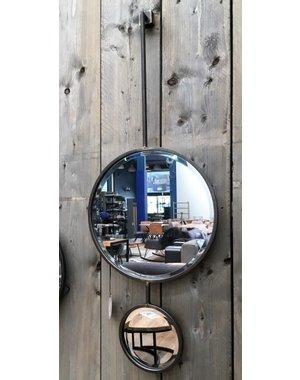 Spiegel Metaal Dubbel XL