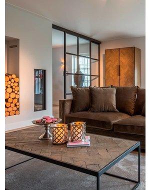 Richmond Interiors Showroommodel * Salontafel Herringbone 140x70
