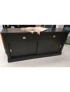Richmond Interiors Showroommodel * Dressoir Boxx 2-deuren 2-laden grijs