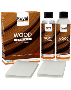 Oranje Pakket Wood care kit - elite polish