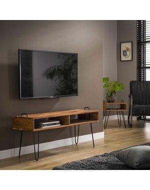 TV-meubel Quadro acacia naturel