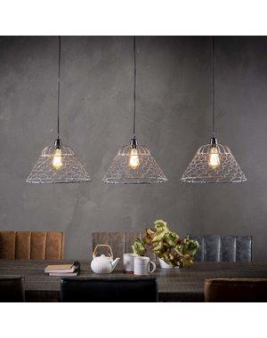 Hanglamp 3xØ35 gaas