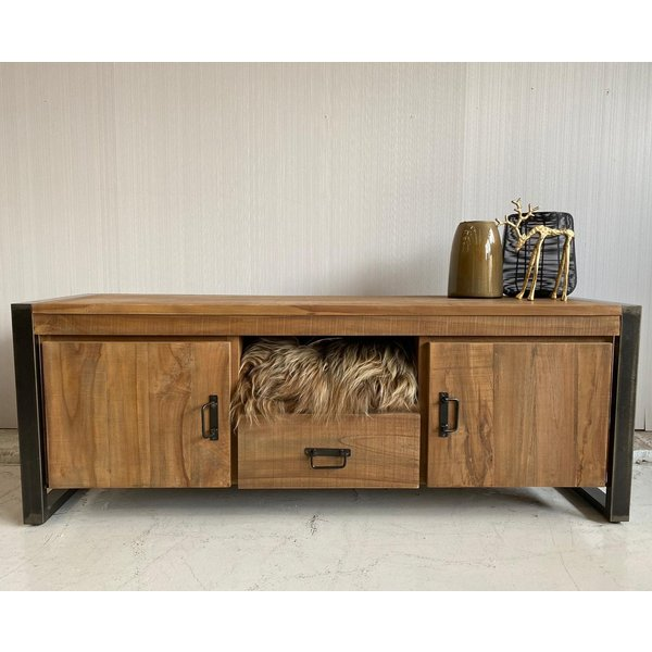 Tv meubel Fugees Old Teak 150 cm