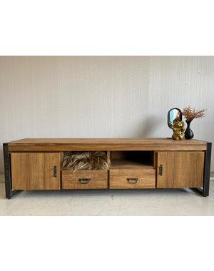 Tv meubel Fugees Old Teak 200 cm