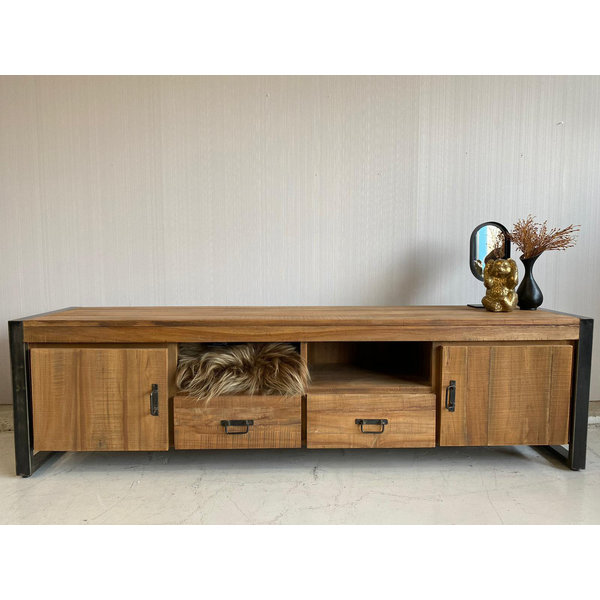 Tv meubel Fugees Old Teak 200 cm