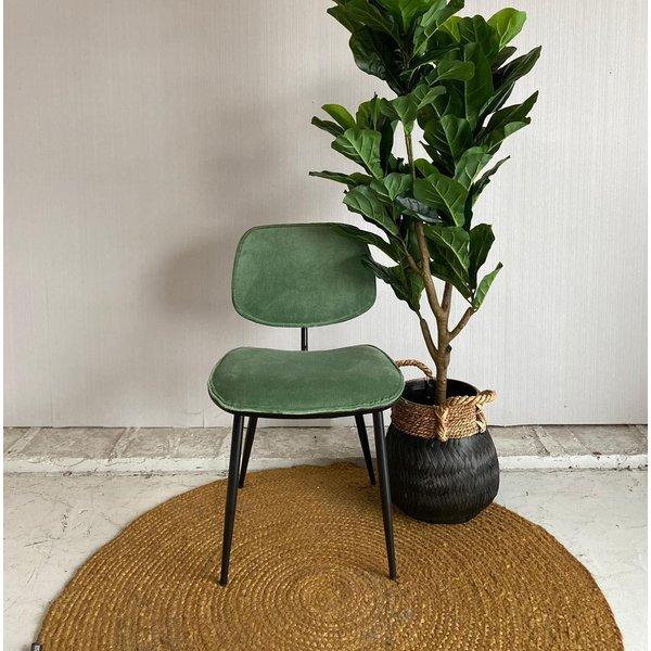 Eettafelstoel Cindy groen