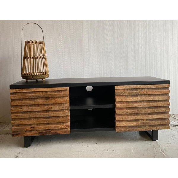 TV meubel Jayden Mango met 2 deuren