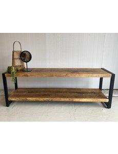TV meubel Industrial Mango - 150 cm