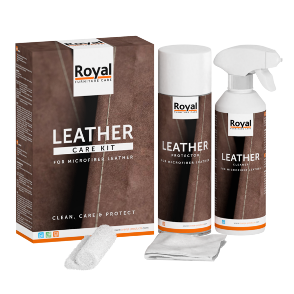 Micro Leather Care kit