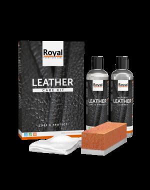 Oranje Leather Care Kit- Care & Protect 2x250ml