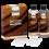 Oranje Wood Care Kit WaxOil+Cleaner 2x250ml
