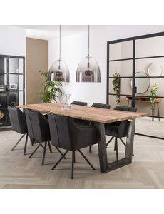 Eettafel Stam Acacia 200 cm * showroommodel