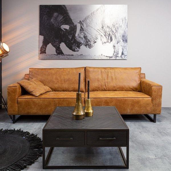Starfurn Salontafel New York   80x80 cm