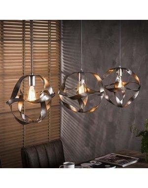 Hanglamp 3xØ30 Twist