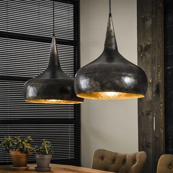 Hanglamp 2xØ40 Trechter