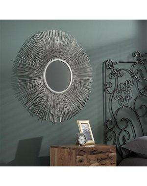 Spiegel Ø80 Sun (spiegelglas Ø30CM)