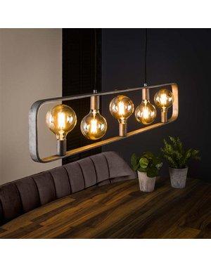Hanglamp 5L strip