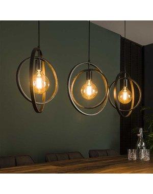 Hanglamp 3L Turn around