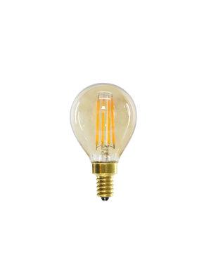 LED bulb Ø4x7 cm LIGHT 2W amber E14  dimbaar