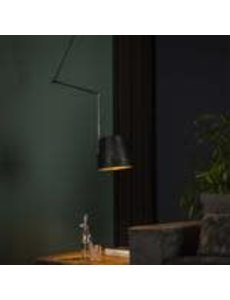 Hanglamp 1x Kinetic / Charcoal