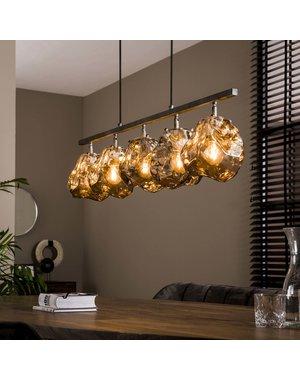 Hanglamp 5L rock