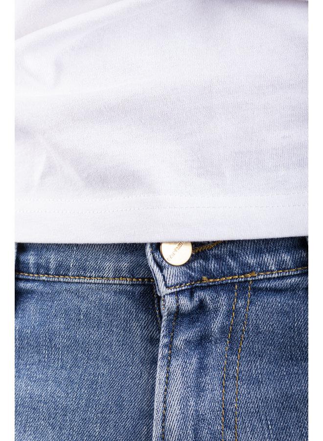 Carhartt - Rebel Pants - Blue Worn Bleached
