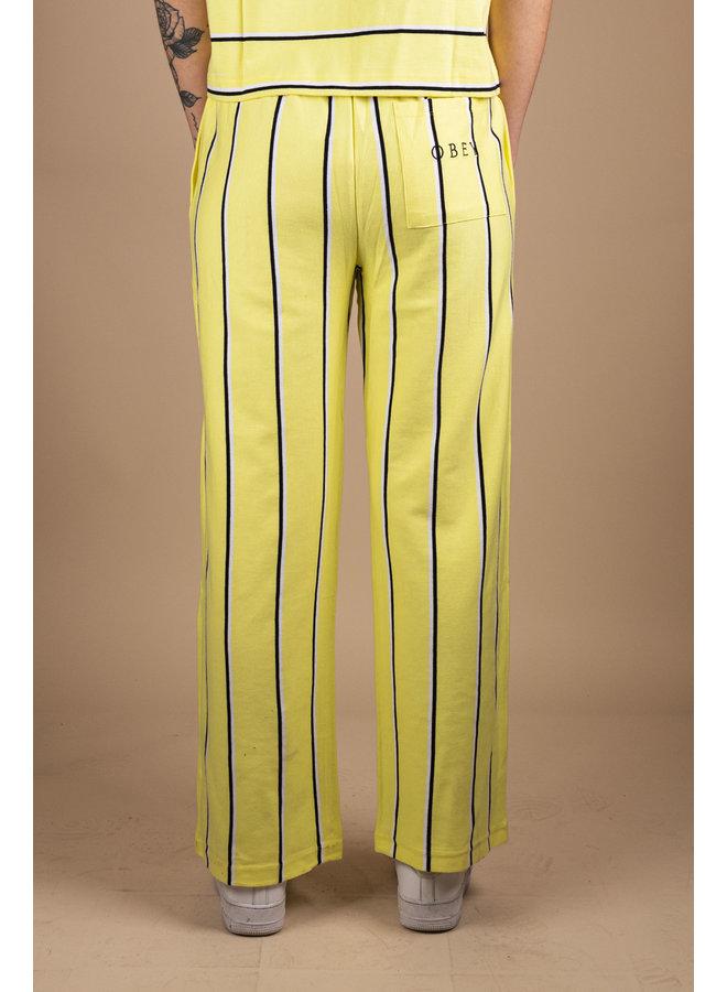 Obey - Ronny Pants - Lemon Multi