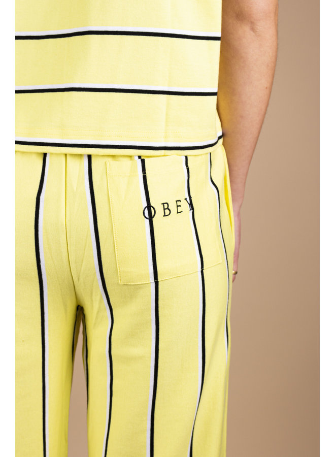 Obey - Ronny Pants - Lemon Multi