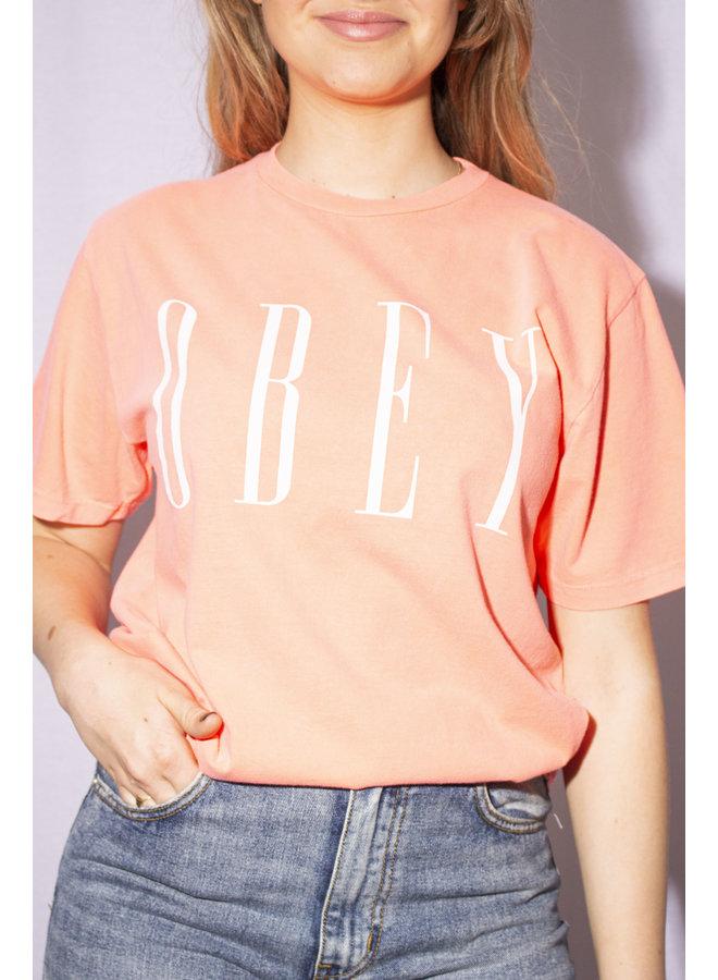 Obey - Obey New - Neon Orange