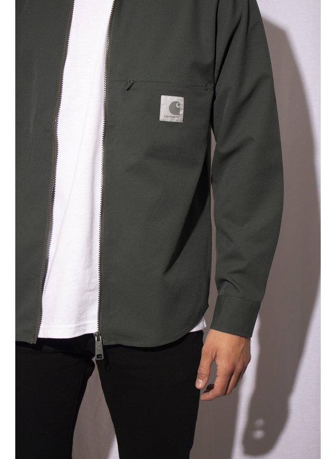 L/S Colewood Shirt - Dark Teal