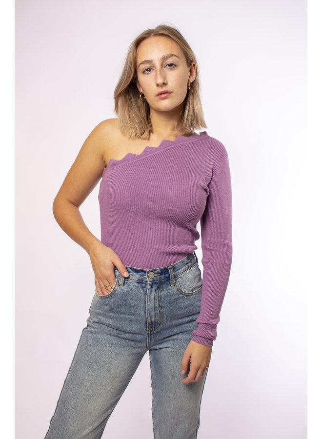 Rachel Top - Purple