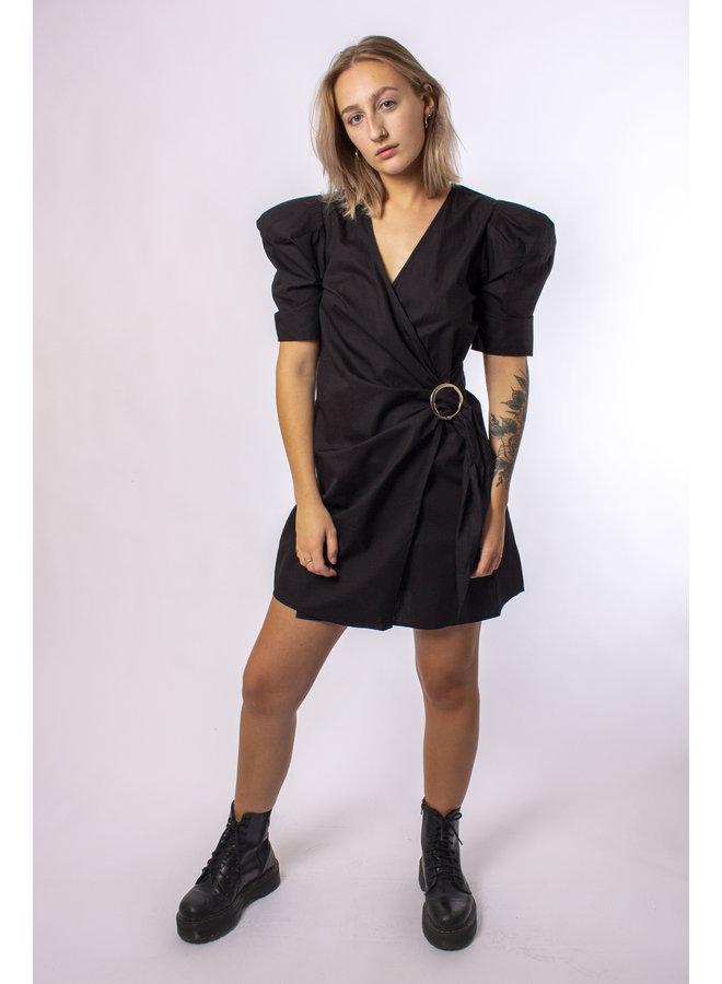 Rut & Circle - Belle Dress - Black