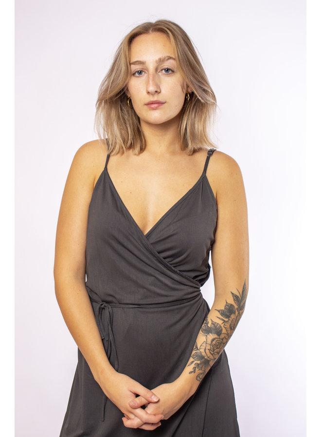 TIL TIL - Gabi Dress Grey