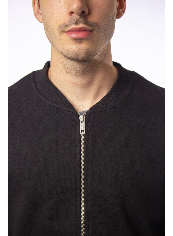 Minimum - Jakobo Hoodies & Sweatshirts - Black