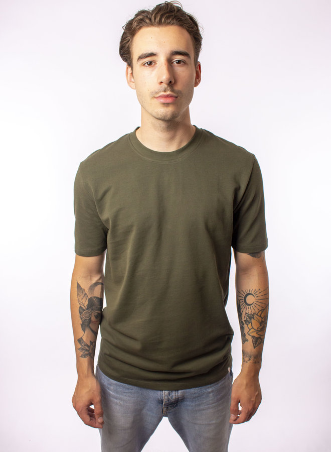 Minimum - Sims T- Shirts - Climbing Ivy