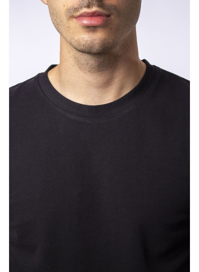 Minimum - Sims T- Shirts - Black