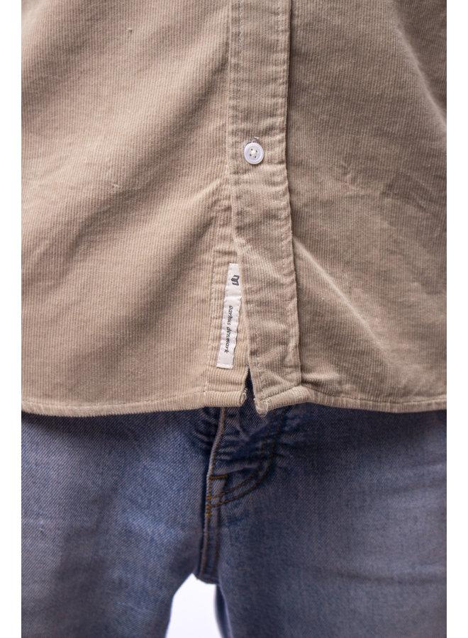 Minimum - Walther Shirts - Stone