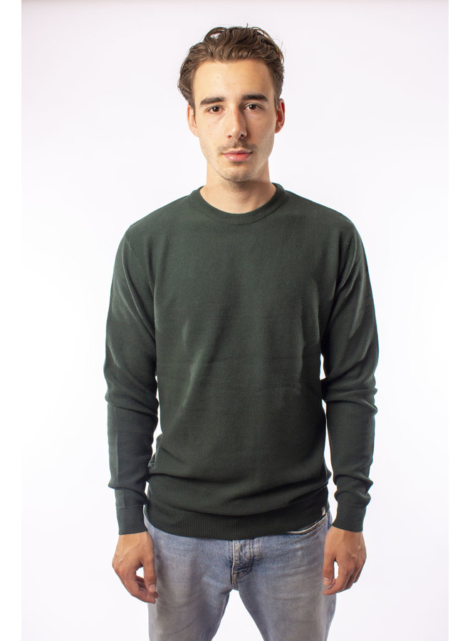 Minimum - Jumpers & Cardigans Curth - Darkest Spruce