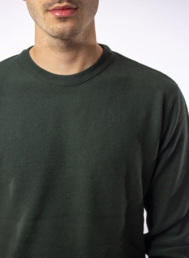 Minimum - Jumpers & Cardigans Curth - Darkest Spruce