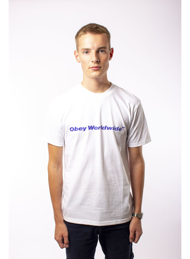 Obey - Obey Worldwide - White